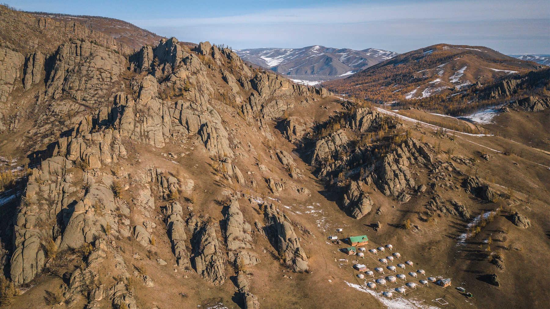 Discover Mongolia Mongolia