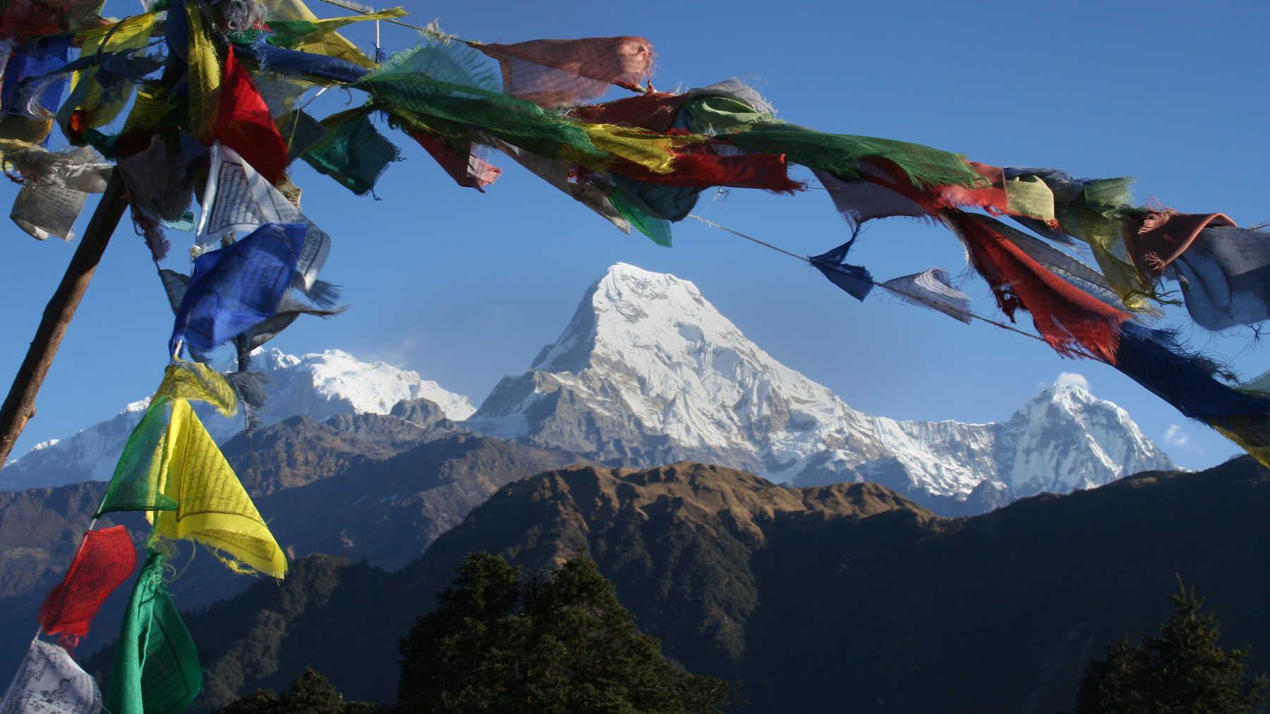 Annapurna Sanctuary Annapurna, Nepal