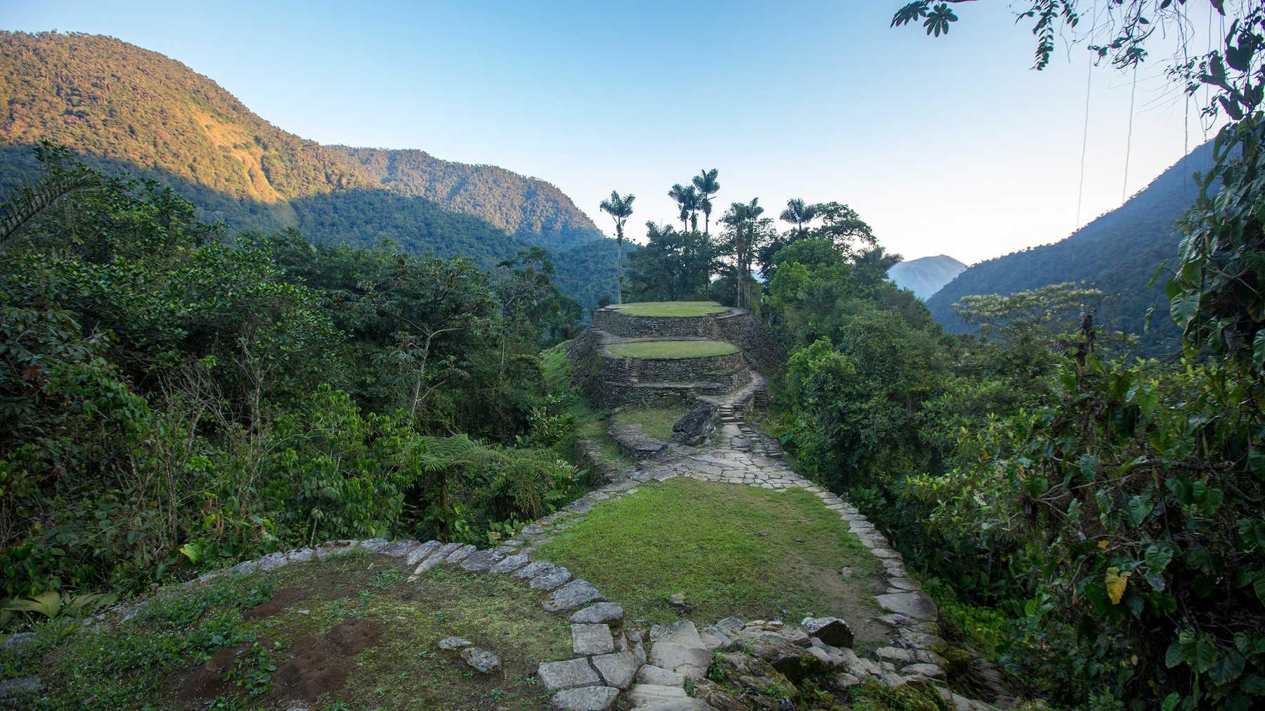 Colombia Multisport & Lost City Trek Colombia