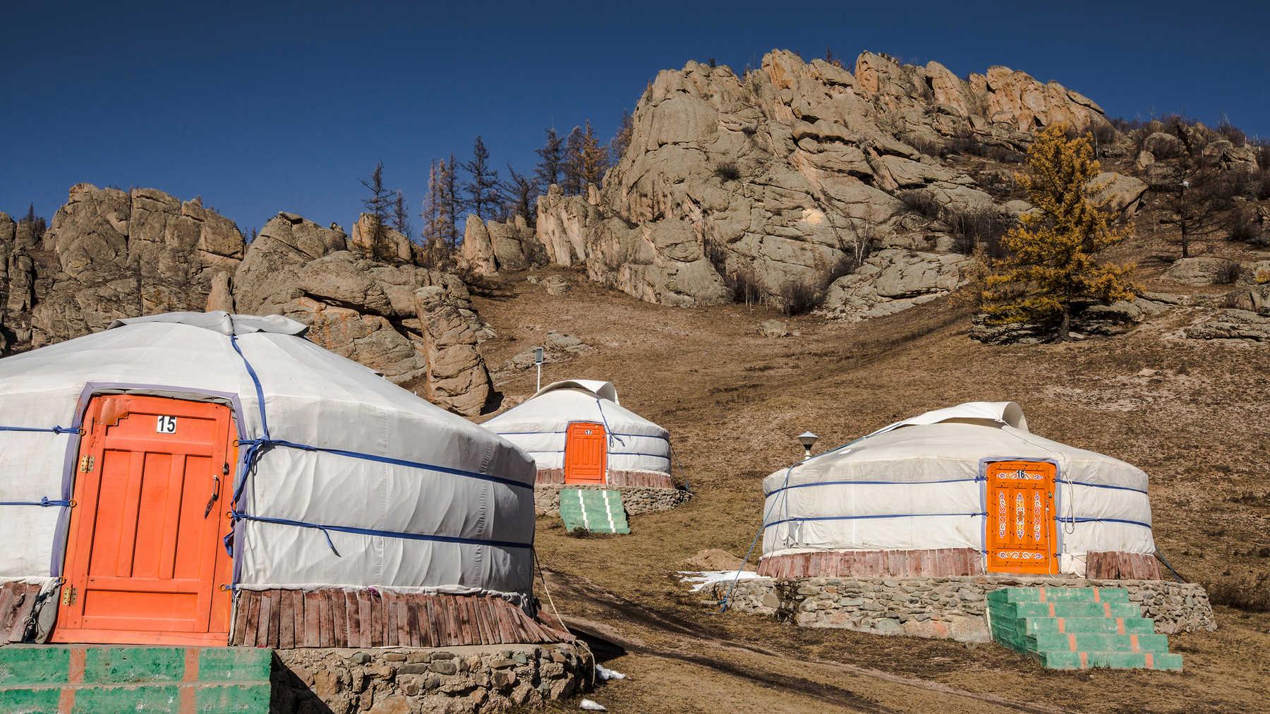 Nomadic Mongolia Mongolia