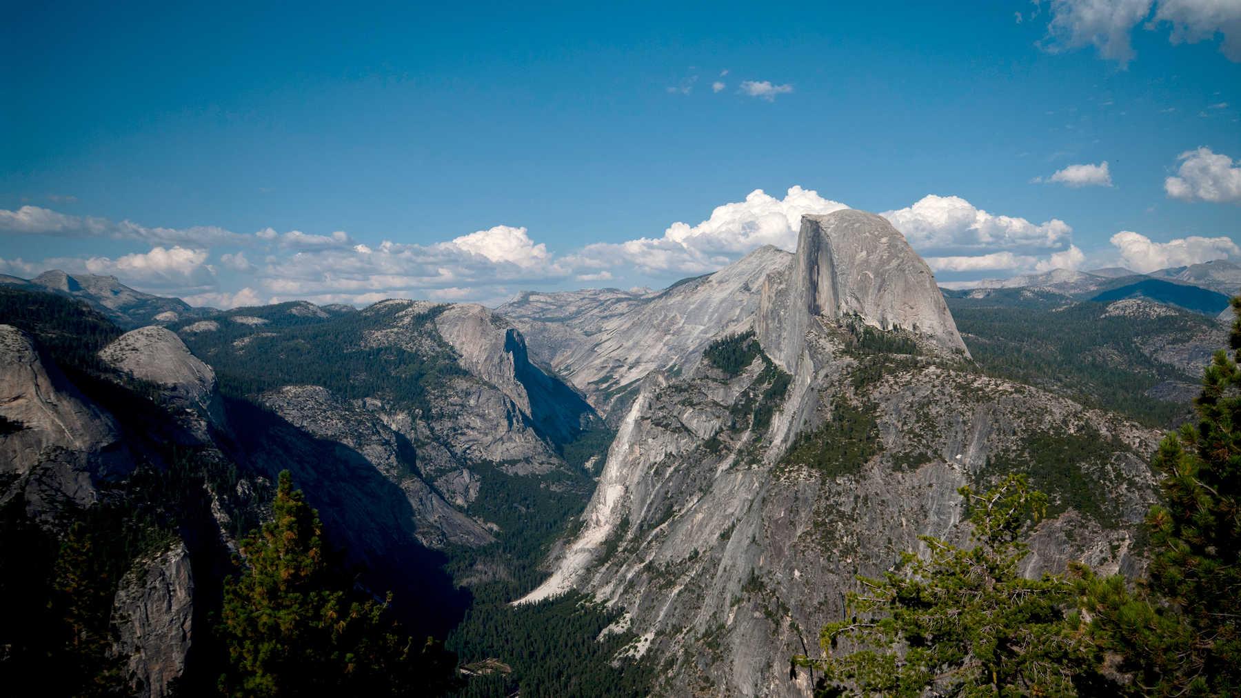 Natural Highlights of California USA