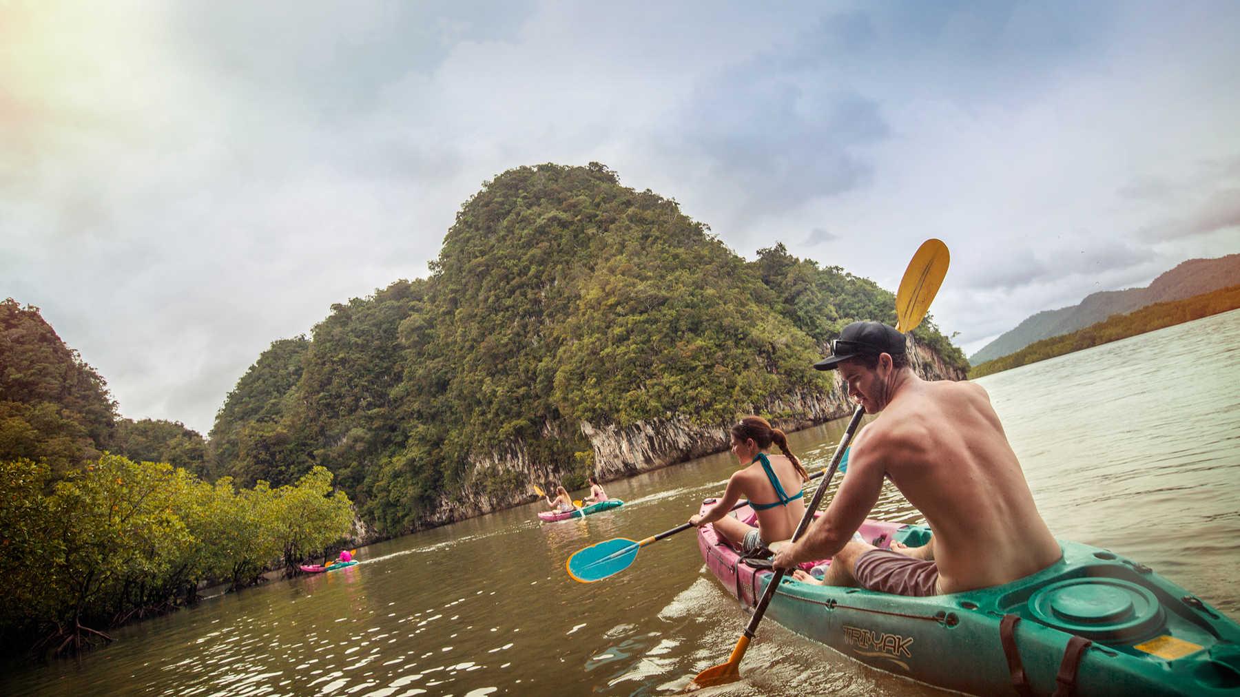 Thailand Hike, Bike & Kayak Thailand