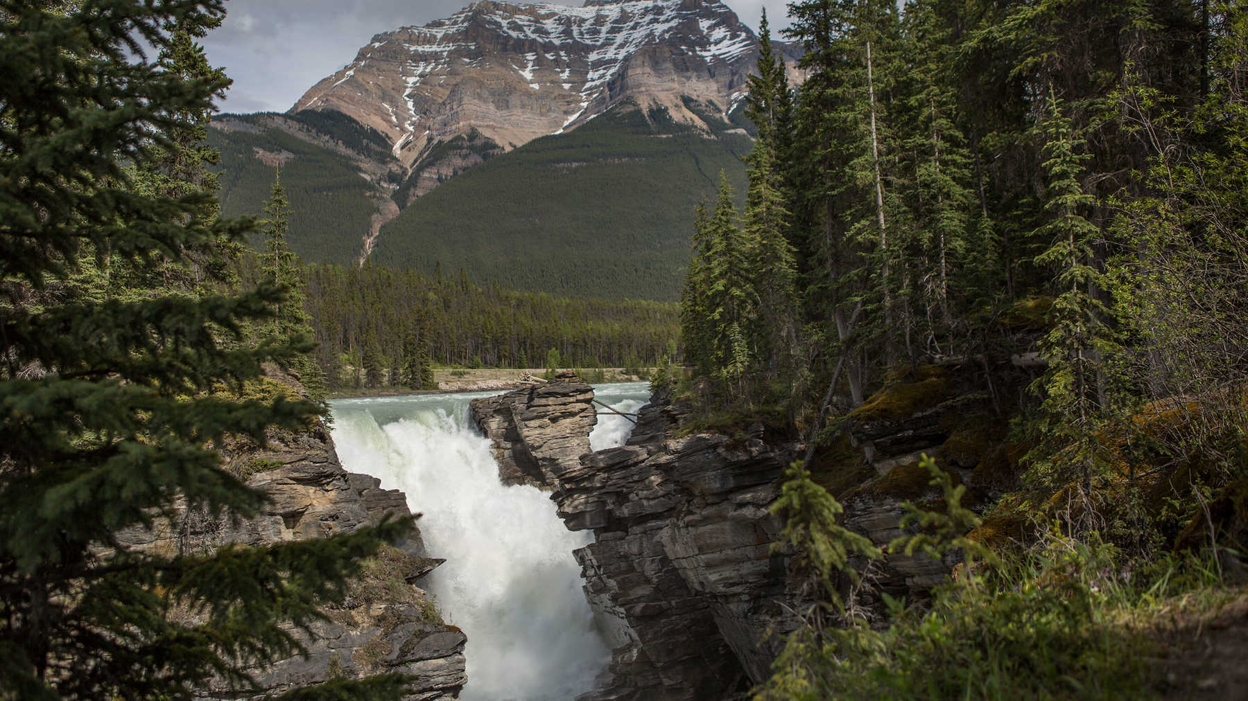 National Parks of the Canadian Rockies Eastbound Canada