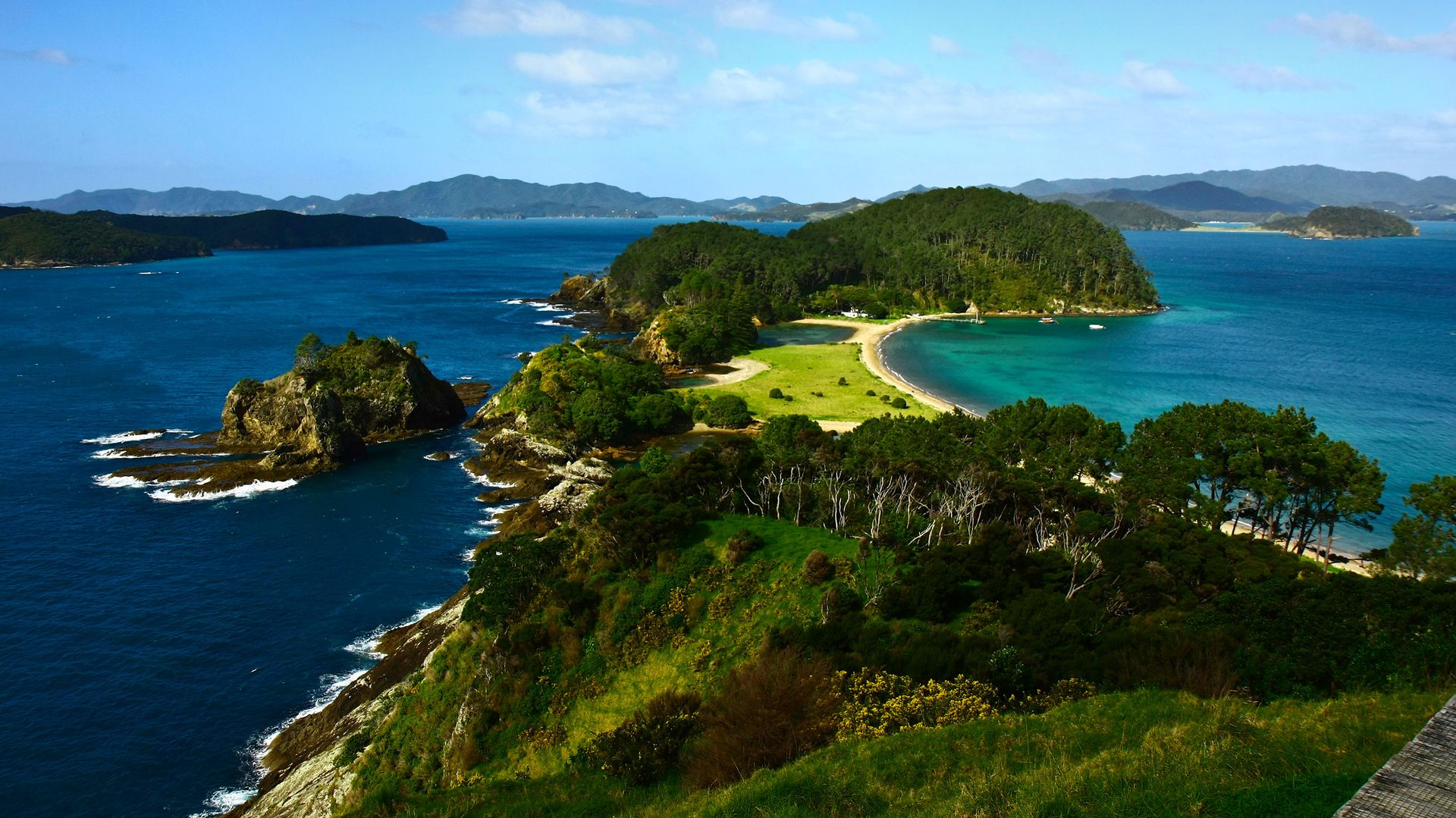 New Zealand–The Bay of Islands Auckland, New Zealand