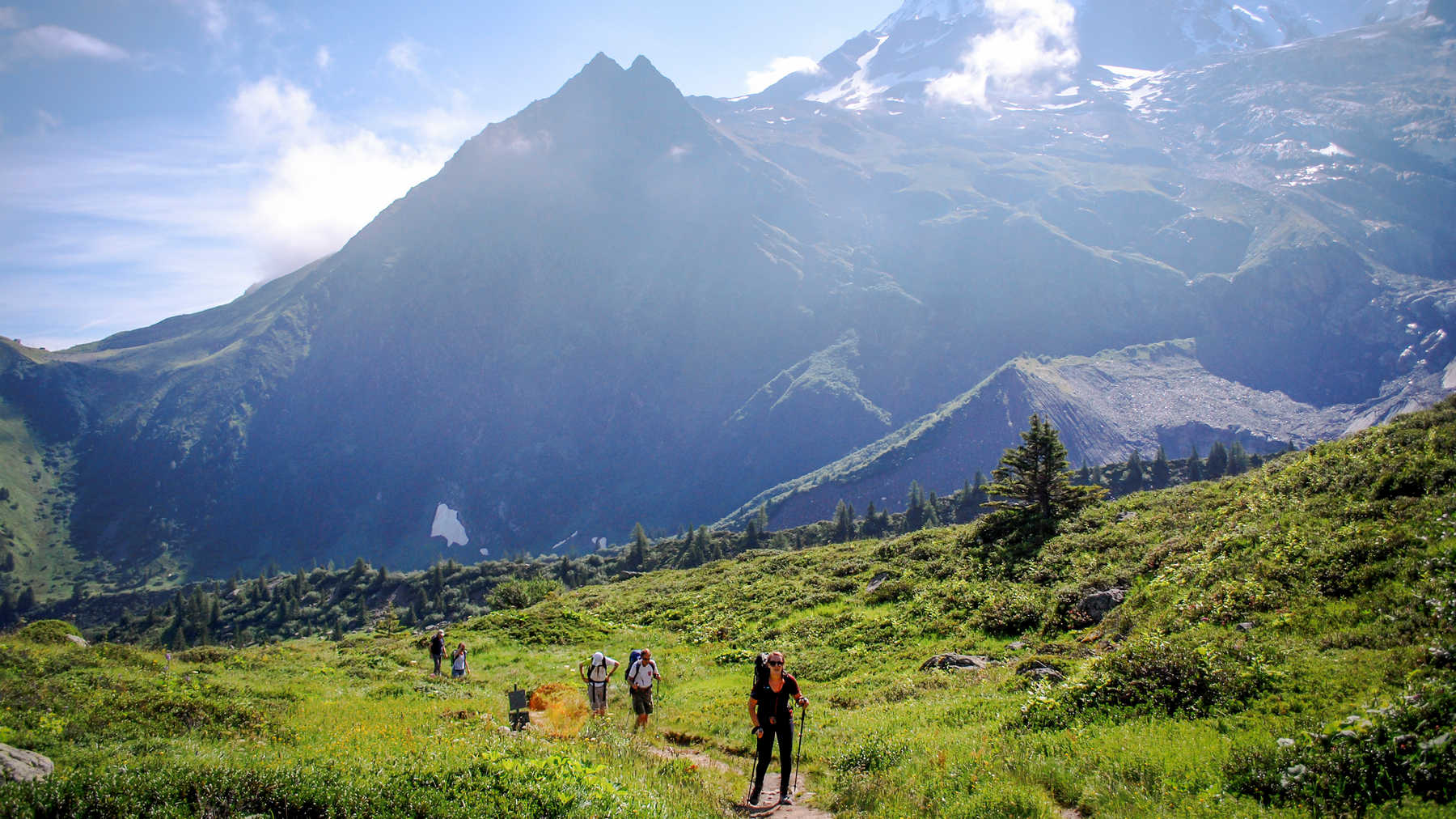 Trekking Mont Blanc Mont Blanc, France & Italy