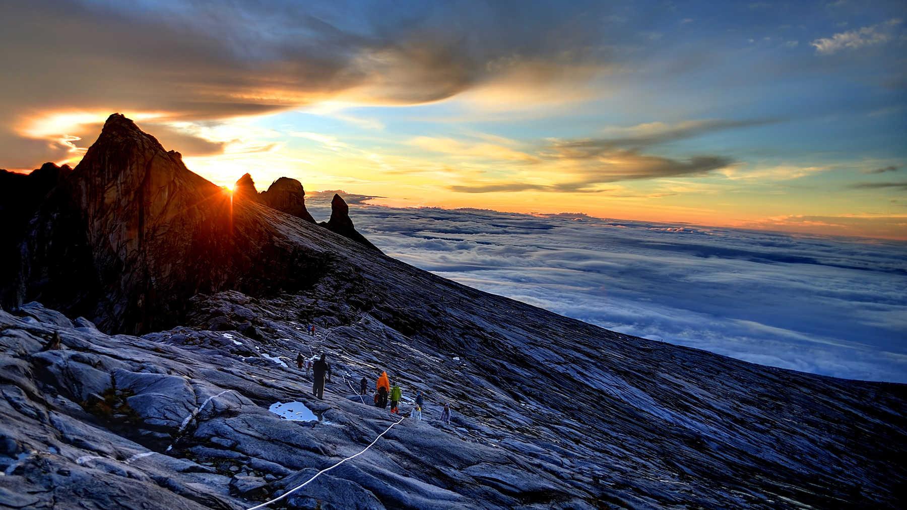 Highlights of Sabah & Mt Kinabalu Sabah & Mt Kinabalu
