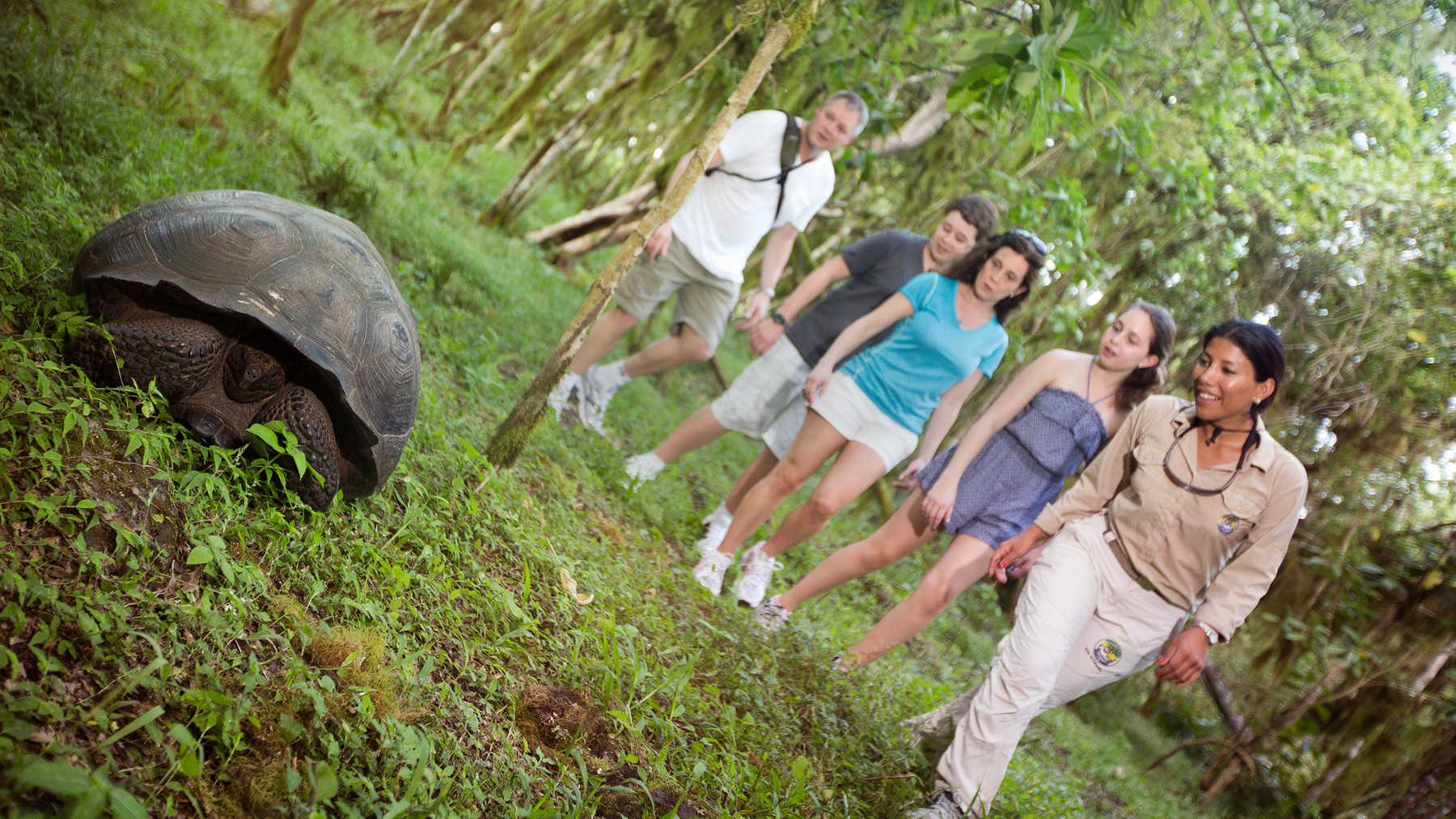 Family Land Galápagos — Multi-Activities Ecuador