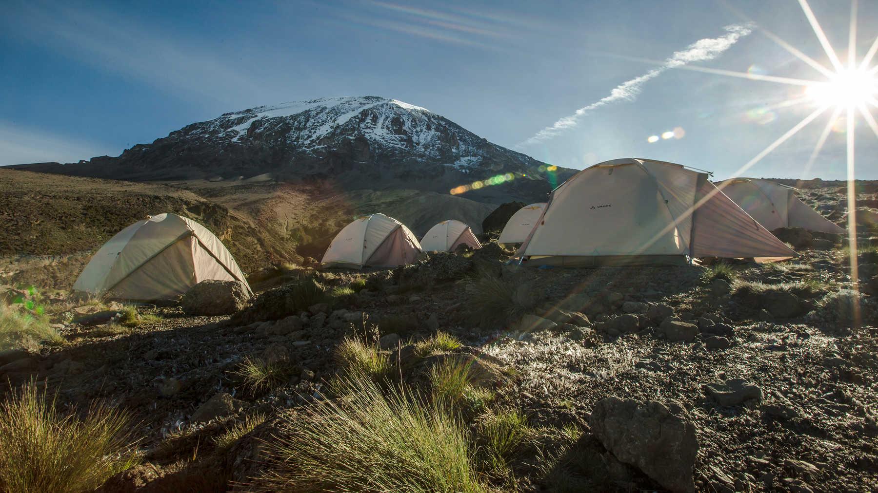 Kilimanjaro - Marangu Route & Zanzibar Adventure Tanzania