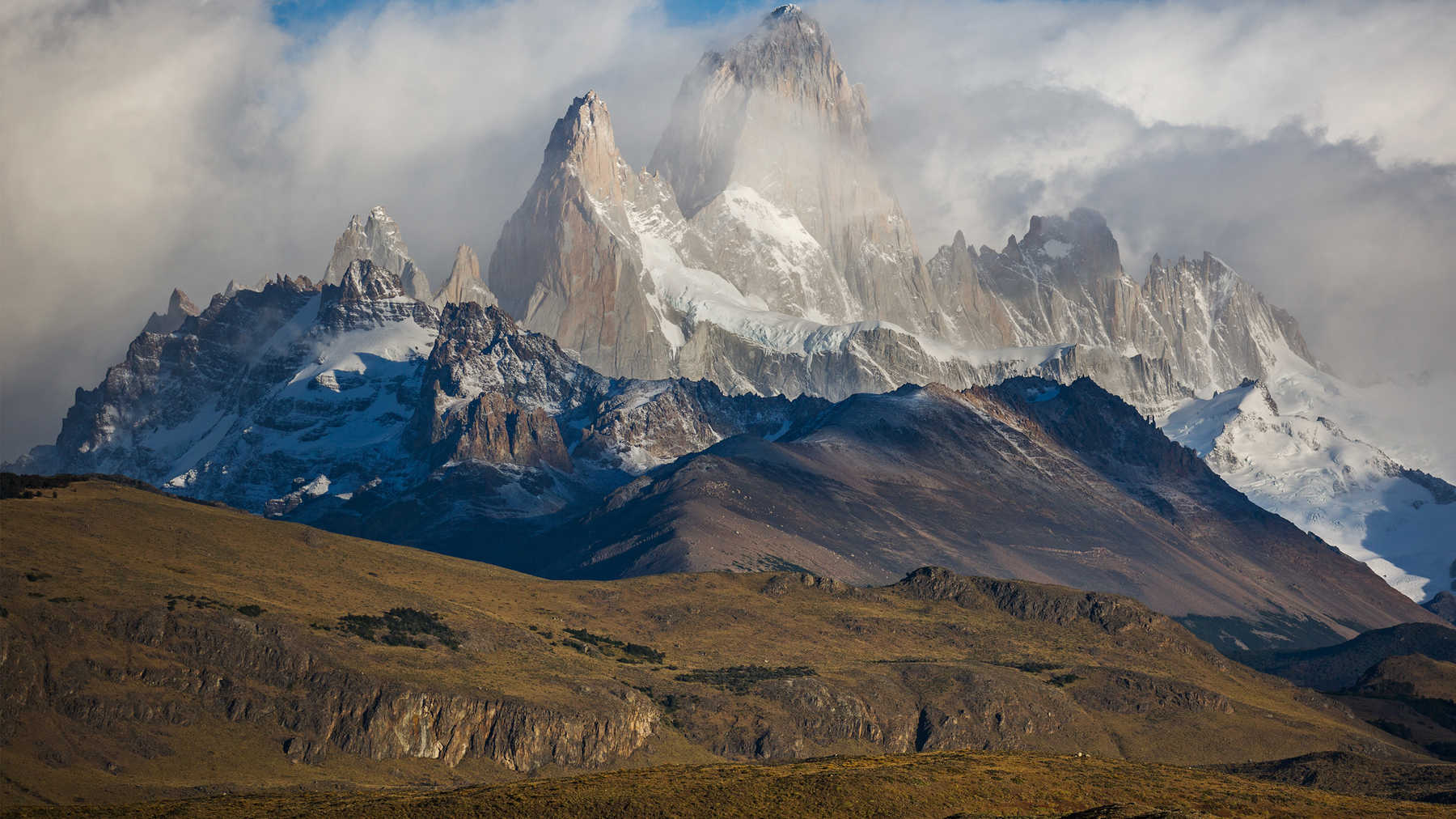 Patagonia Hiking El Calafate, El Chalten, Argentina
