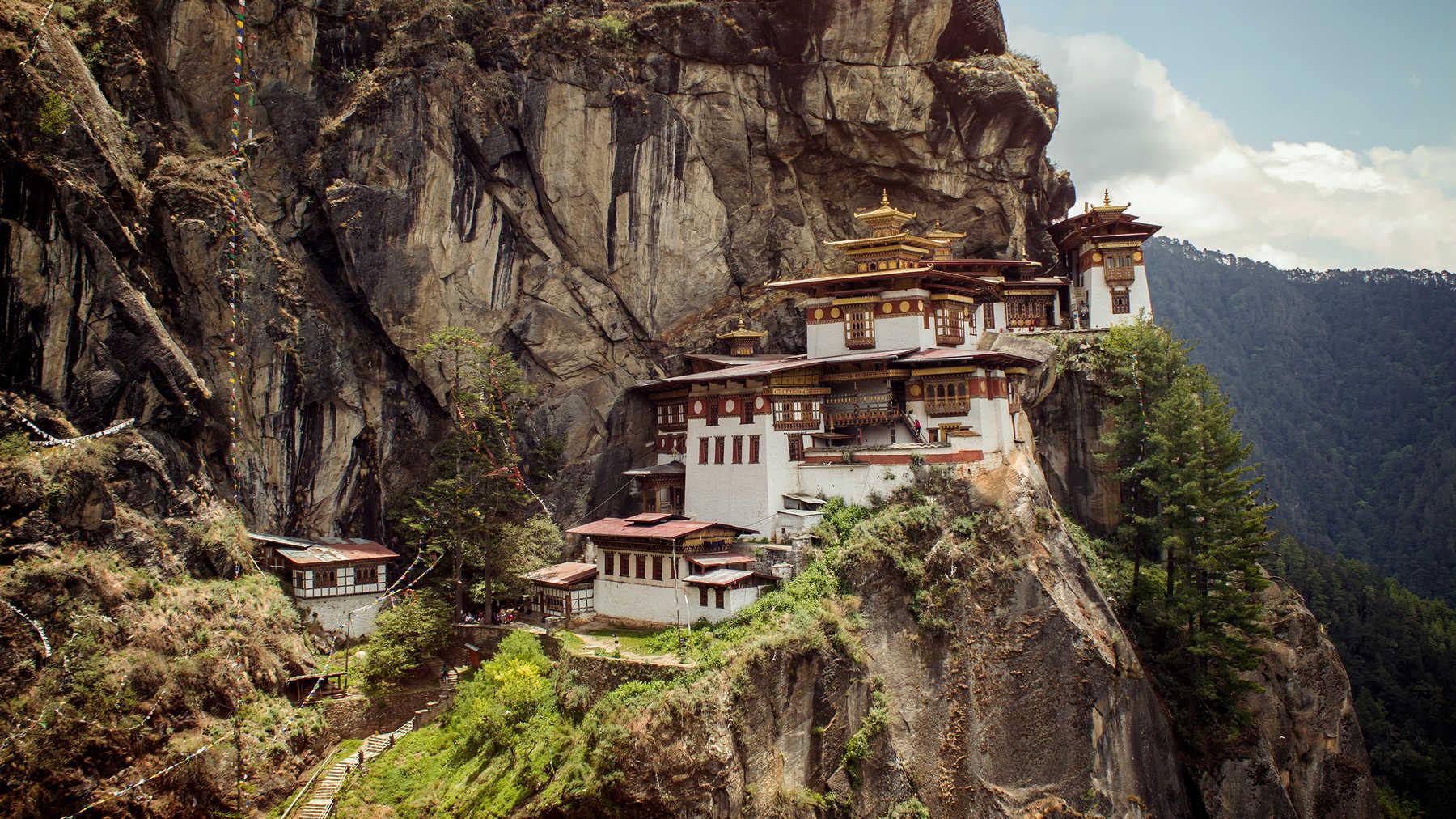 Bhutan Trekking - The Druk Path Druk Path, Bhutan
