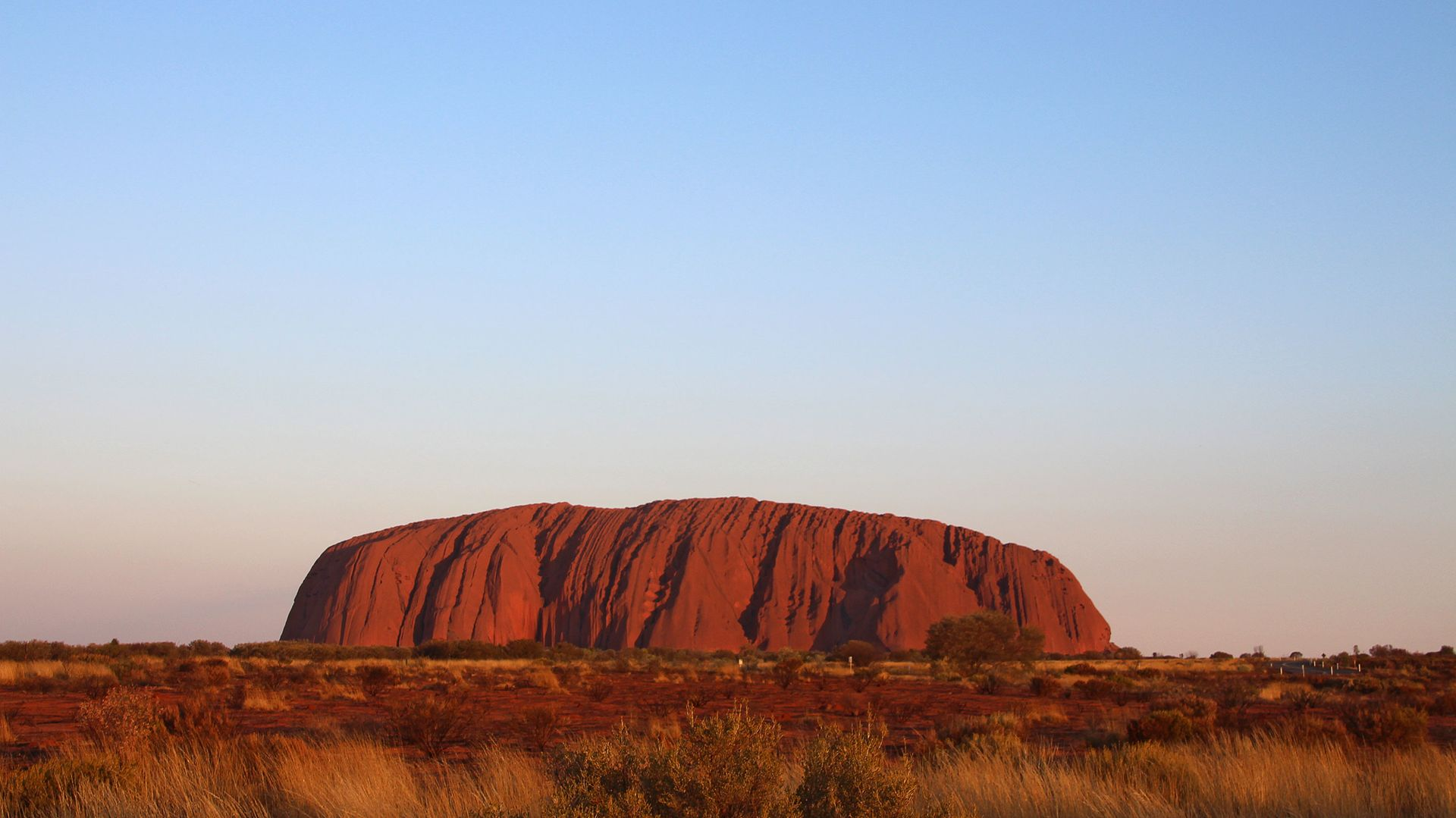 The Red Centre to Adelaide Australia