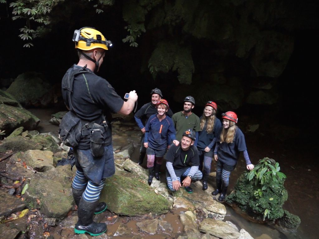 Glowing Adventures Private Tour  Te Kuiti, Waitomo, New Zealand #8ec7542d-5bd5-46d9-8d08-1af7e28d10aa