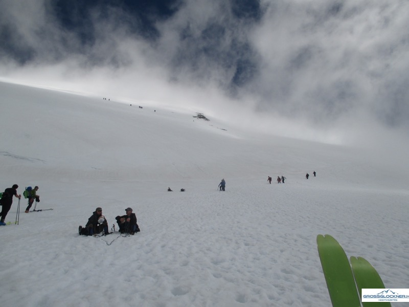 Breithorn(4164m) Svájc