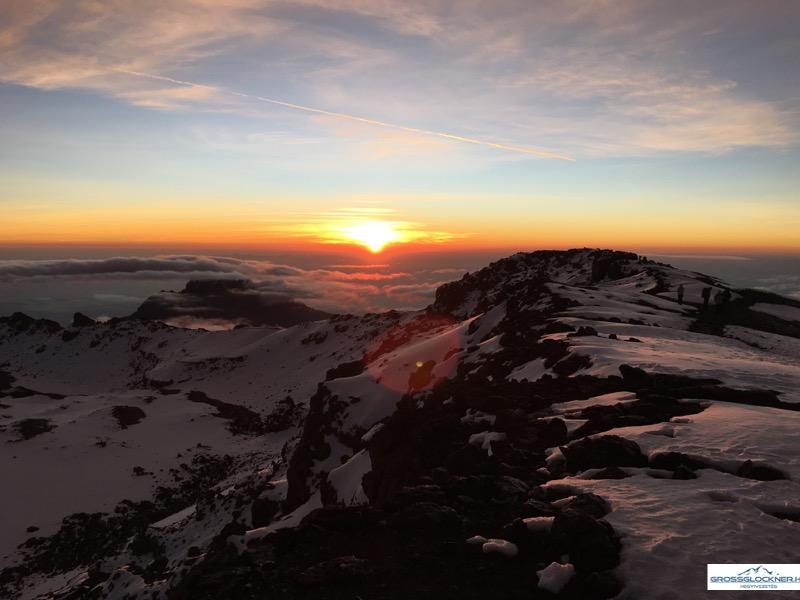 Kilimandzsáró(5895m) expedíció Tanzánia