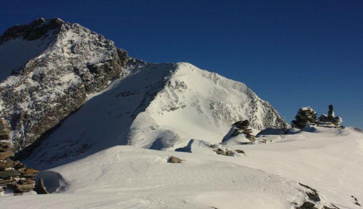 Ankogel (3254 m) téli mászás Angokel-csoport, Ausztria #1ae00f85-2307-4e5b-becd-a9bfe81fde54
