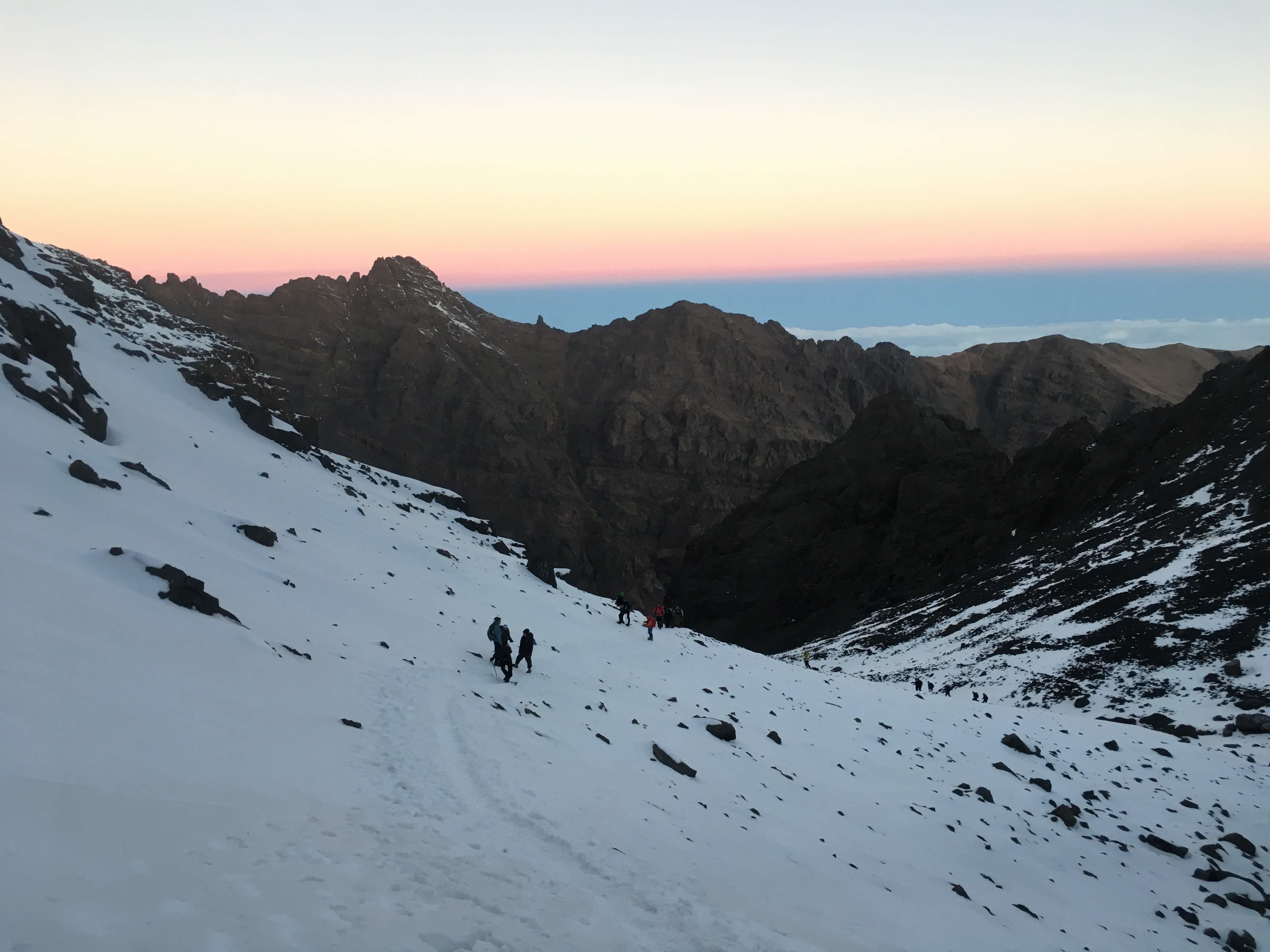 Toubkal (4167m) – trekking az Atlasz csúcsára Toubkal, Marokkó #415e9688-bacc-4ff2-a790-e1559e18d775