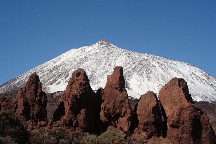 [NO DATE]Mount Teide – 3718 m – A tengerpartról Spanyolország