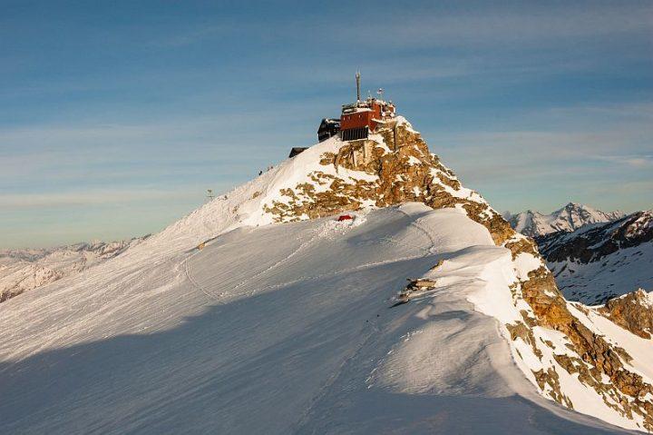 Téli magashegyi felkészítő tábor a Sonnblicken  Sonnblick, Ausztria