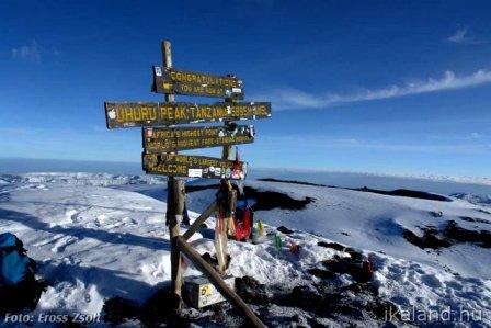 Kilimandzsáró (5895 m) Mászás a Machame Ösvényen Tanzánia #2da41152-5810-4231-8d18-9e18168f0c32