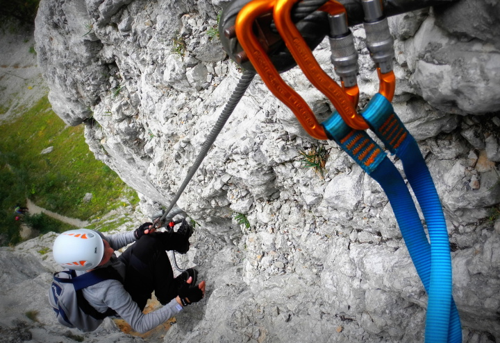 Egynapos via ferrata túra a Rax-Alpokban Rax, Ausztria