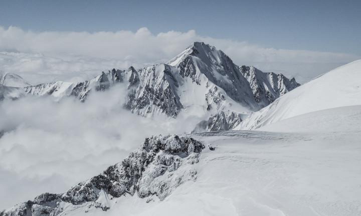Grúzia – Kazbek mászás (5047 m) Kazbek, Grúzia