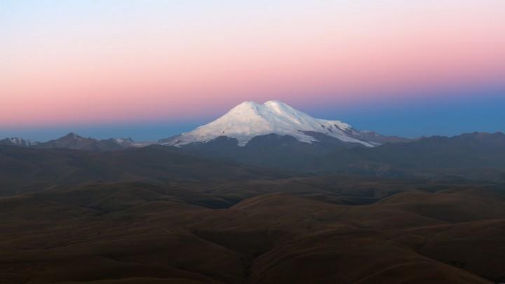 Elbrusz: mászás Európa tetejére (5642 m) Kabard- és Balkárföld, Oroszország