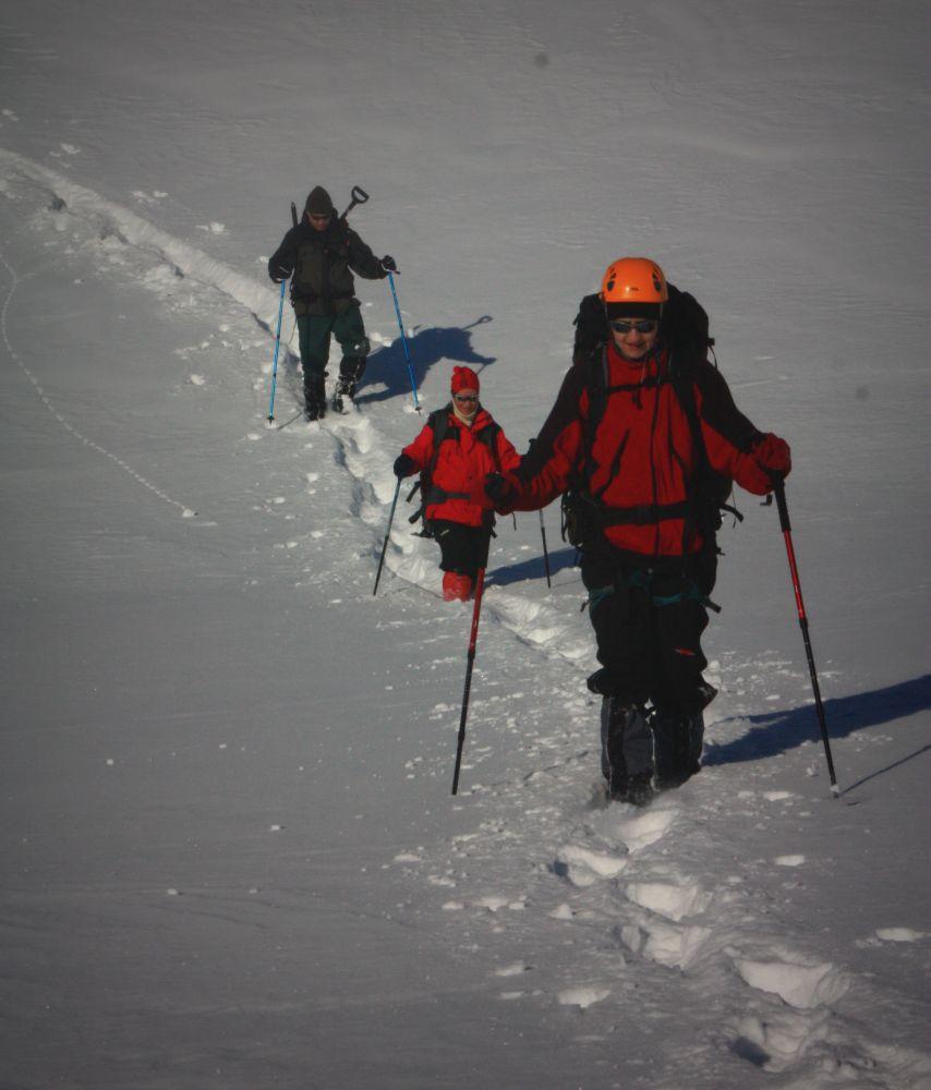 Ankogel (3254 m) téli mászás Angokel-csoport, Ausztria #51b0ff64-e23d-46d6-b5ea-abe10ce7947f