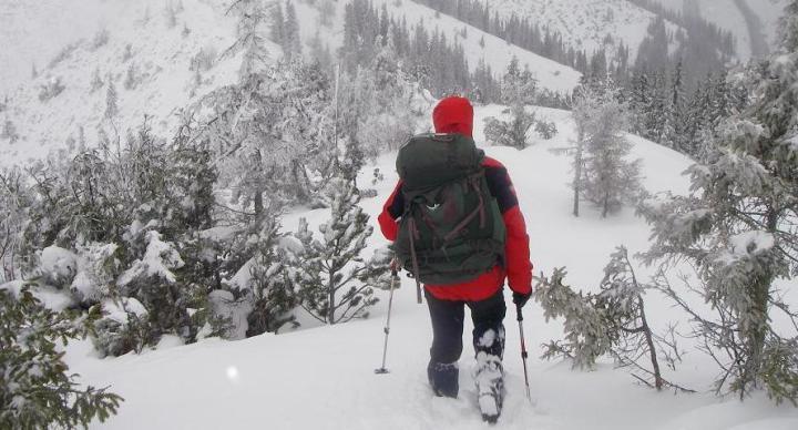 Téli Átkelés az Alacsony-Tátrán Alacsony-Tátra, Szlovákia #52149618-bcca-429a-bebf-f0e5dfdf69b6