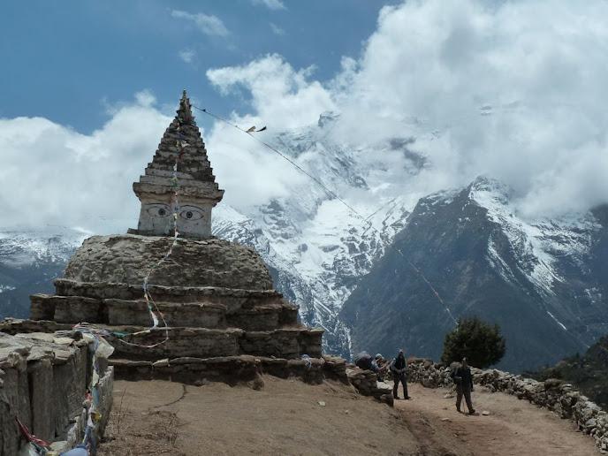 Everest Alaptábor és Island Peak Nepál, Everest Alaptárbor, Island Peak