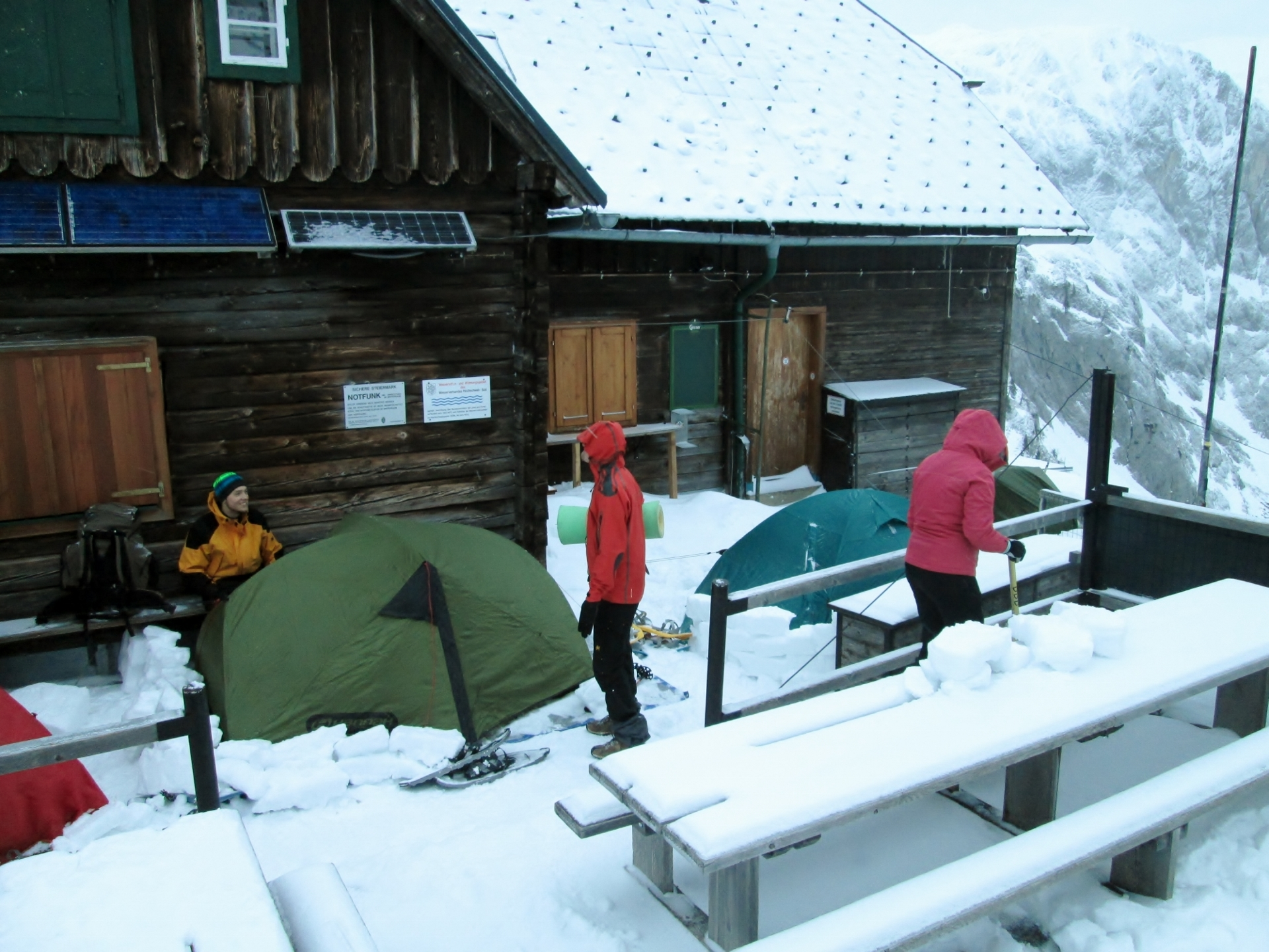 Basic expedition camp (Hungarian only) Dachstein, Ausztria #dcb539c7-257f-47b1-99ca-f8505b443fa6