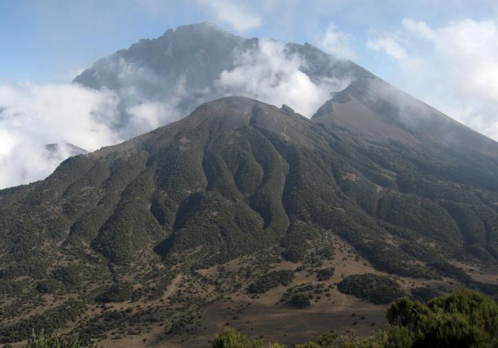 Mt. Meru (Hungarian) Tanzánia