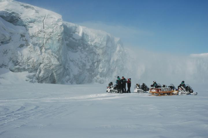 A jég világa – Spitzbergák Északi Sarkvidék