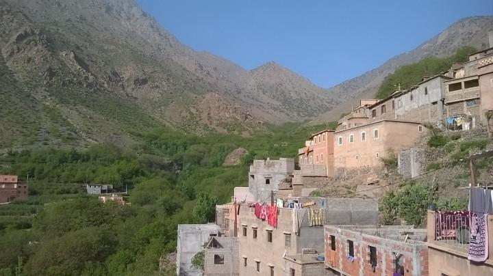 Toubkal (4167m) – trekking az Atlasz csúcsára Toubkal, Marokkó