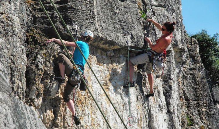 Mediterrán Mászómozaik Rovinj, Horvátország