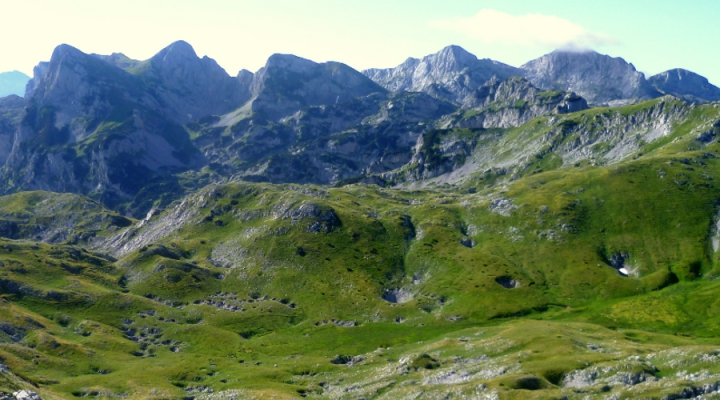 Balkán-trekking Bosznia-Hercegovina