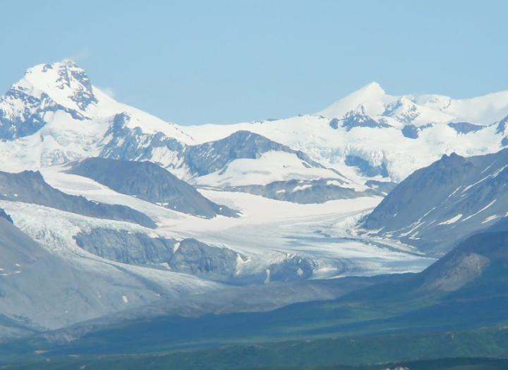 Alaszka, Az Óriások Vadonja Alaszka