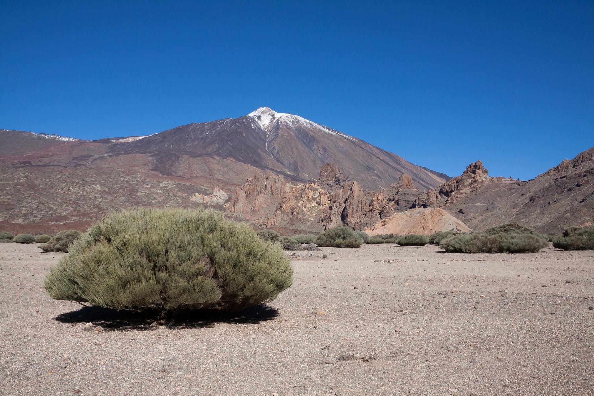 Mount Teide – 3718 m  Mount Teide, Tenerife, Spanyolország #f7bf276d-de06-4434-9514-879eefa0ac94