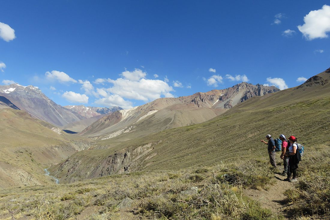 Argentina Expedition: Trek Mendoza & the Valley of Tears Argentina