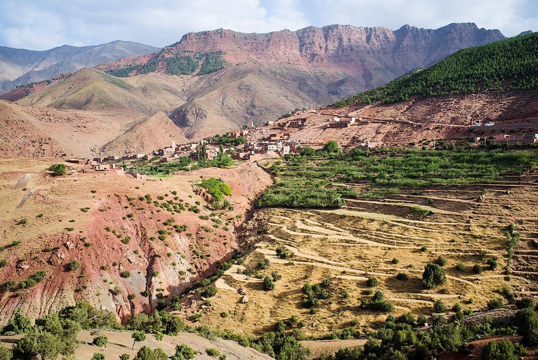 Mount Toubkal Trek Morocco