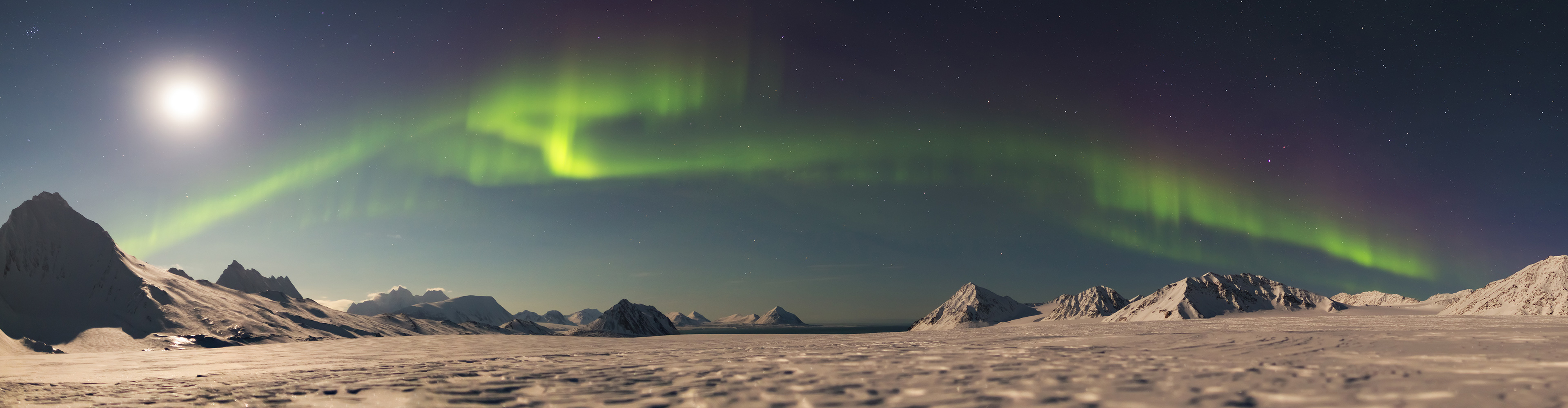 East Greenland and Iceland Northern Lights  #c65cbc3c-8486-4f59-98c4-049e89348037