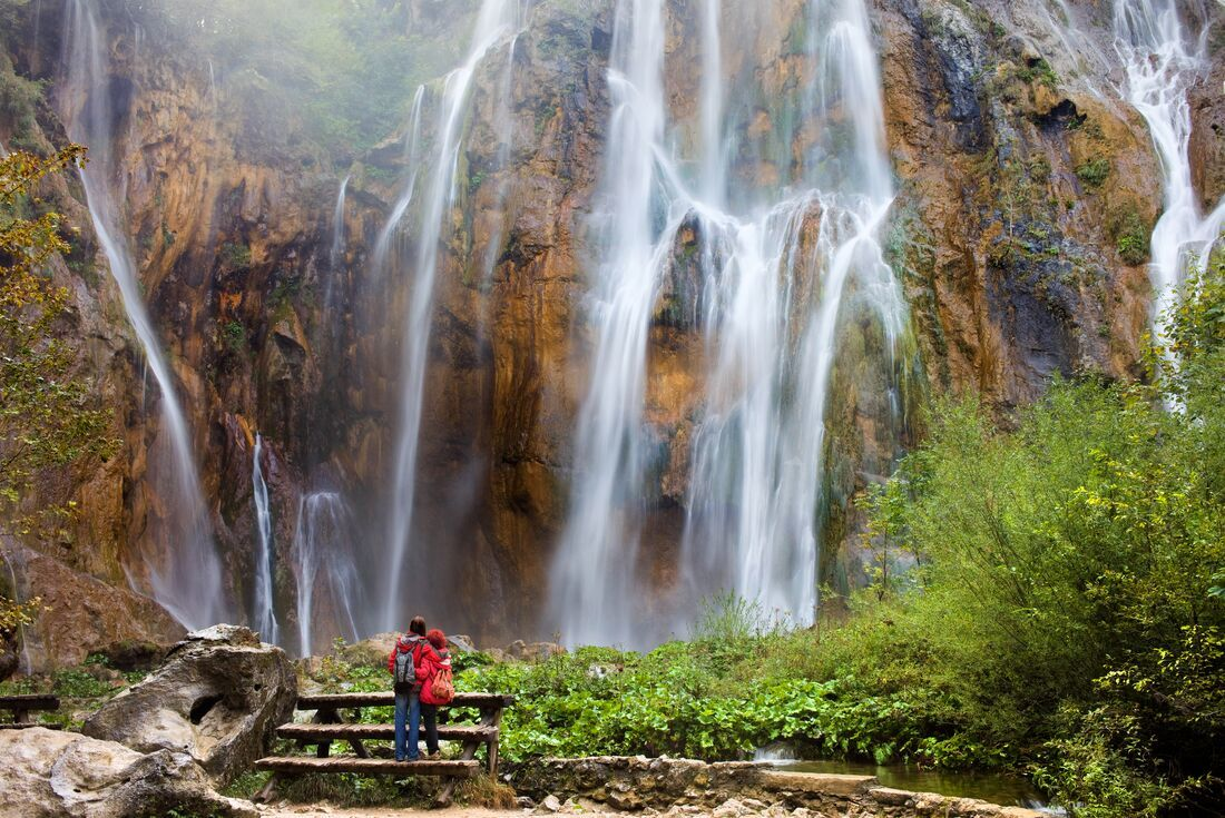 Croatia: Hike, Bike & Kayak Plitvice Lakes