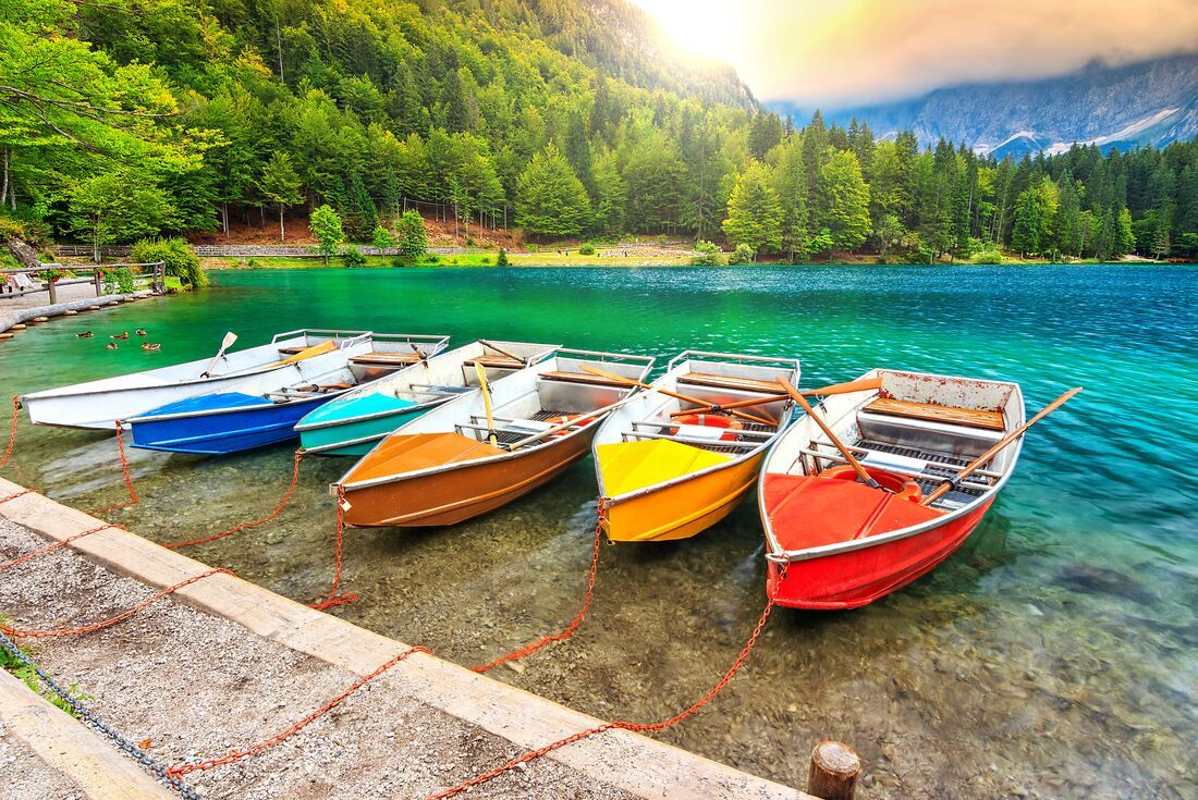Italian Lakes: Hike, Bike & Kayak Italy