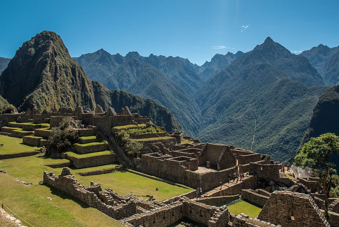 Inca Quarry Trail Extension Machu Picchu, Inca Quarry Trail, Peru #c2bc699c-6f73-45f4-bd93-6af8e1544831