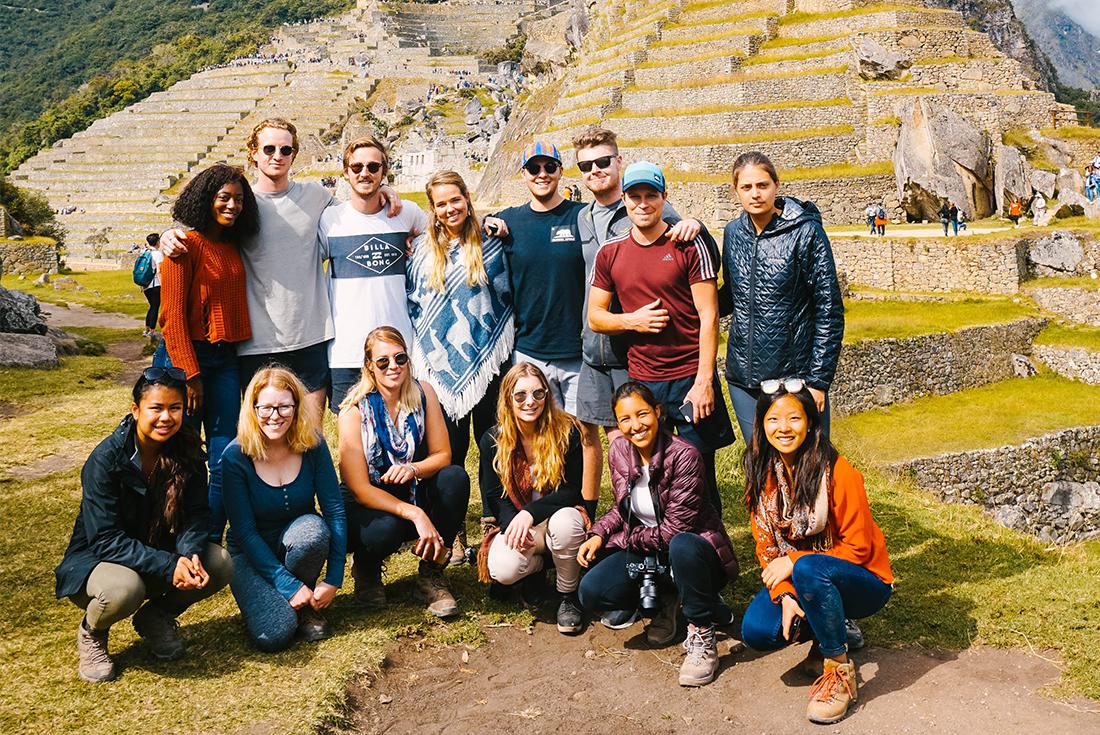 Six Days on The Inca Trail Machu Picchu, Inca Trail, Peru