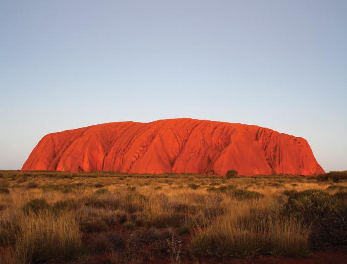 Rock to Rock Northern Territory, Australia