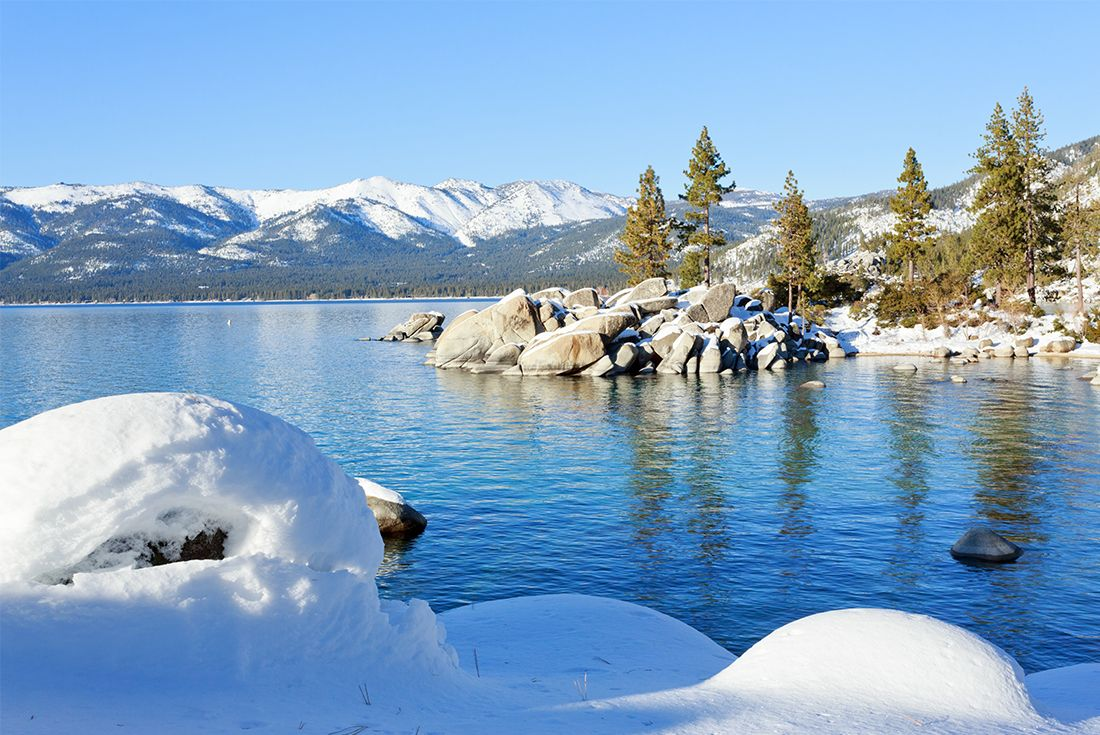 Lake Tahoe & Yosemite Winter Adventure San Fransisco, USA