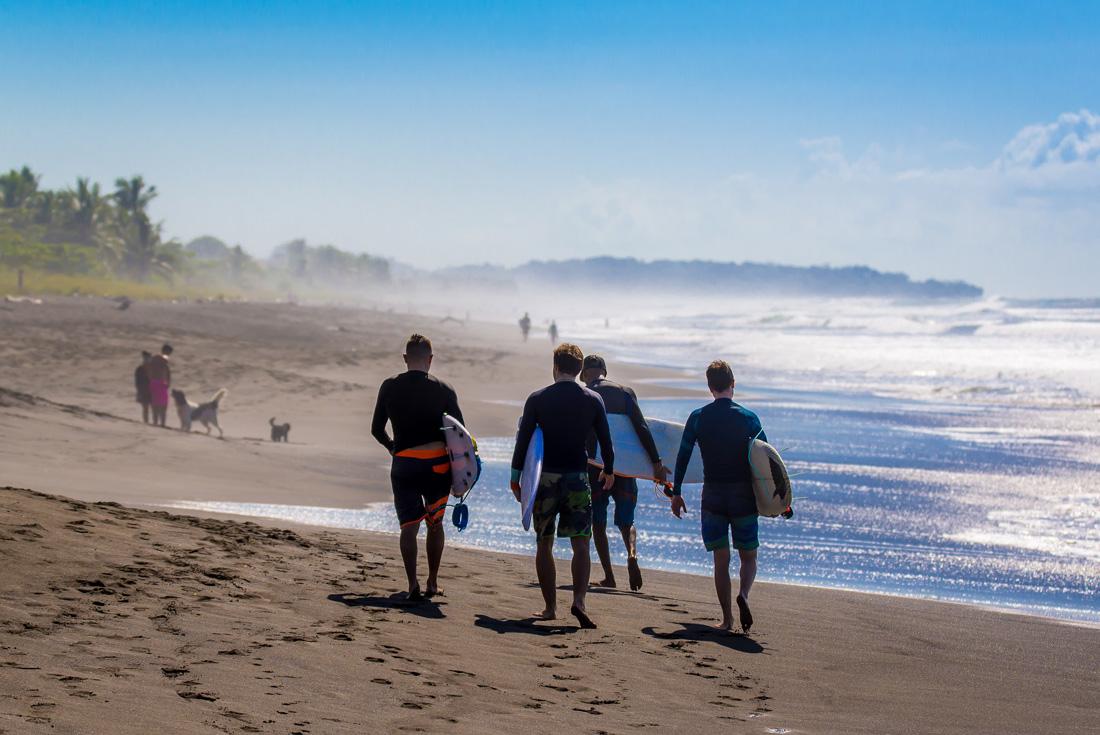 Costa Rica Beginner Surfing San Jose, Santa Teresa, Costa Rica #d1e46eb1-45dc-43c5-bb96-c1c18d342bc4