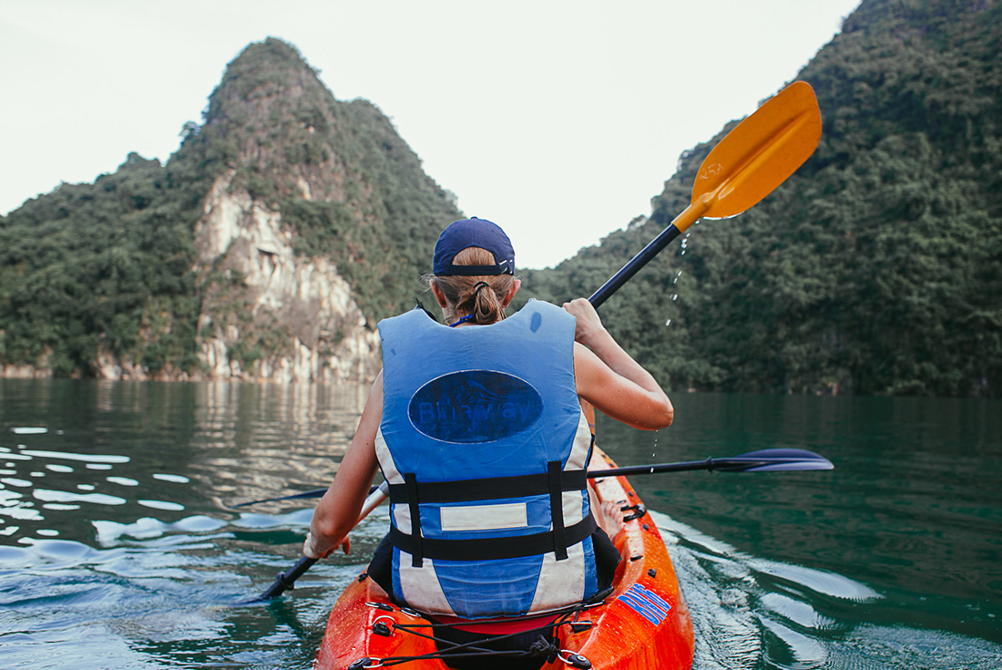 Vietnam: Hike, Bike & Kayak Vietnam