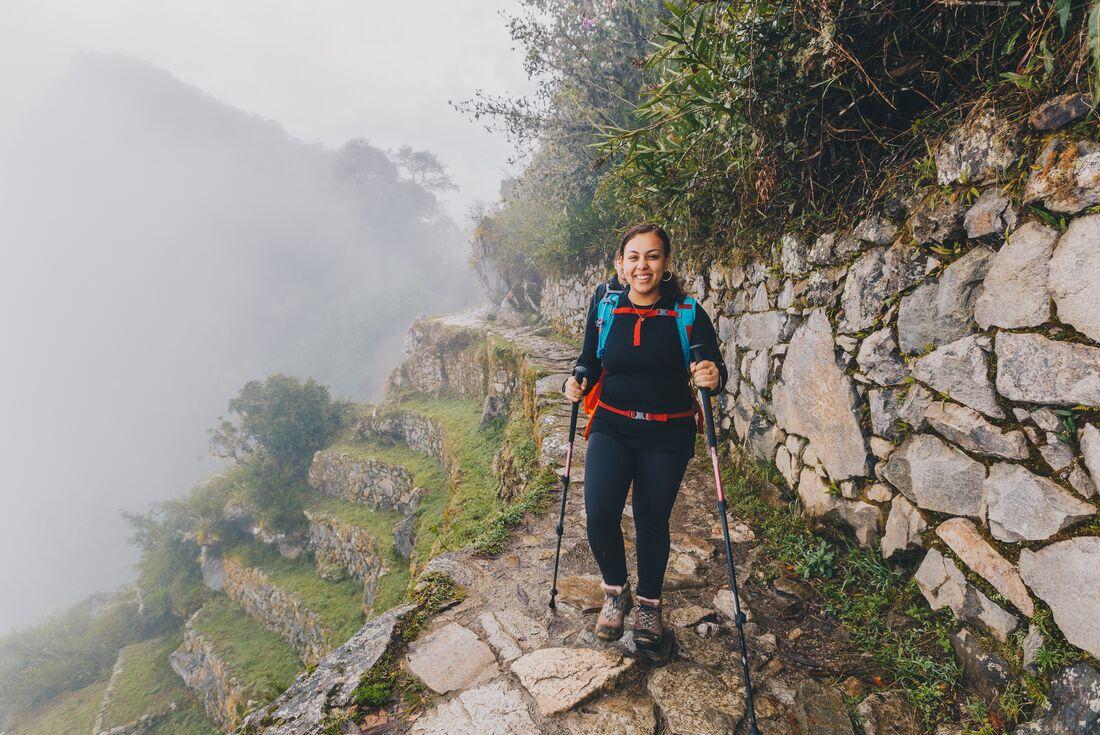 Inca Trail Express Machu Picchu, Inca Trail, Peru #86e17644-b53d-4048-88ee-30d6b6baf613