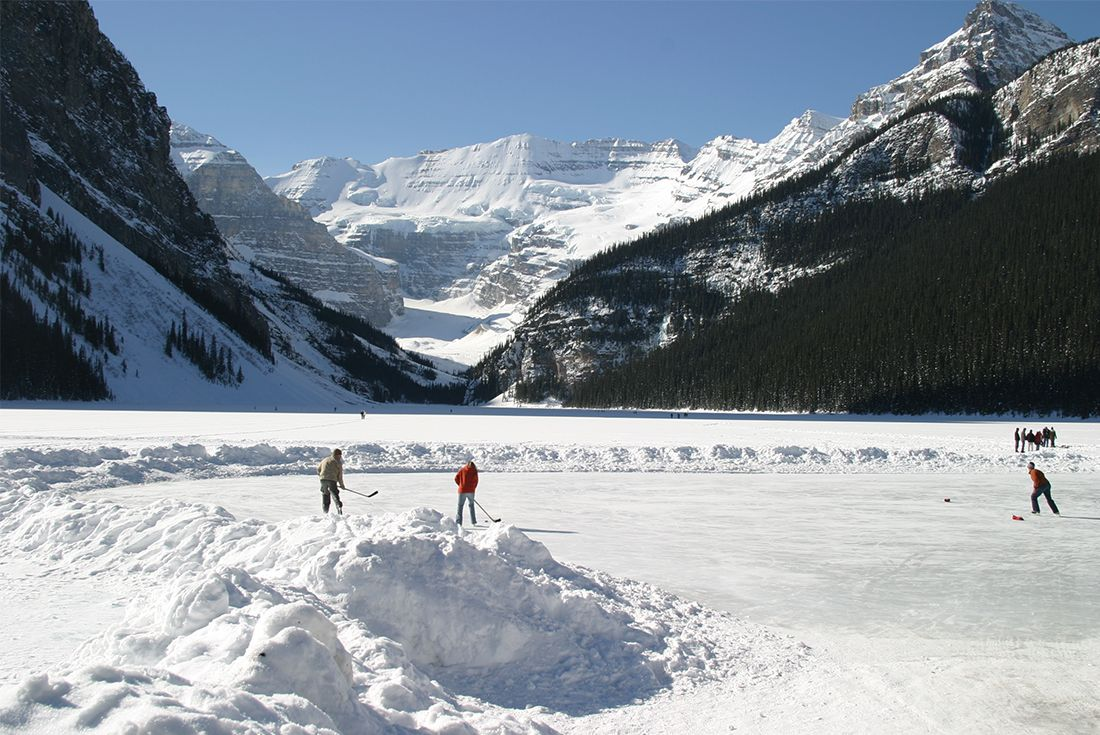 Canadian Rockies Winter Adventure Rocky Mountain, Canada #ef9a9f16-0c07-4108-a2a0-3838c3abb5bf